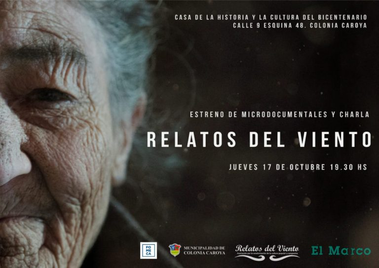 ESTRENO DE LA SERIE DOCUMENTAL RELATOS DEL VIENTO